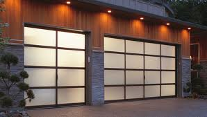 Glass Garage Doors West Vancouver